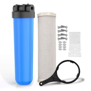 "20"" sediment water filter cartridge type"