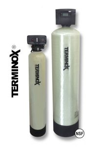 image of two Terminox iron filters