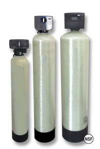 Carbon Tank Water Filter System remove smells, tastes, chemicals, chlorine, chlorimines, sulfur.