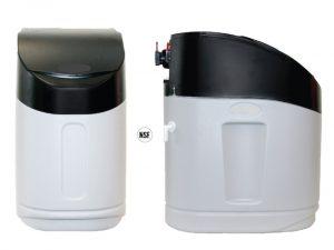 cabinet water softener demand
