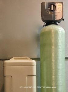 water softener, water conditioner, water treatment system