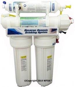 lead water filter reverse osmosis RO removes lead from drinking water