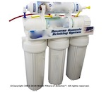 Nitrate water filters. Reverse osmosis for tannin nitrates arsenic