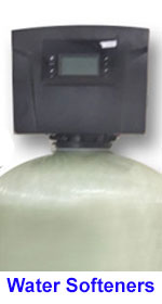 Water softeners and water filters controller image