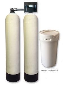 water hardness chart. Water softener hard water chart