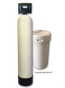 "Water softeners with carbon added is called carbon ""sprinkling""."