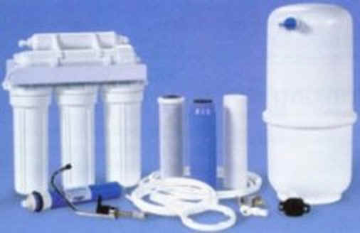 5 Stage Reverse Osmosis System for Arsenic Removal.