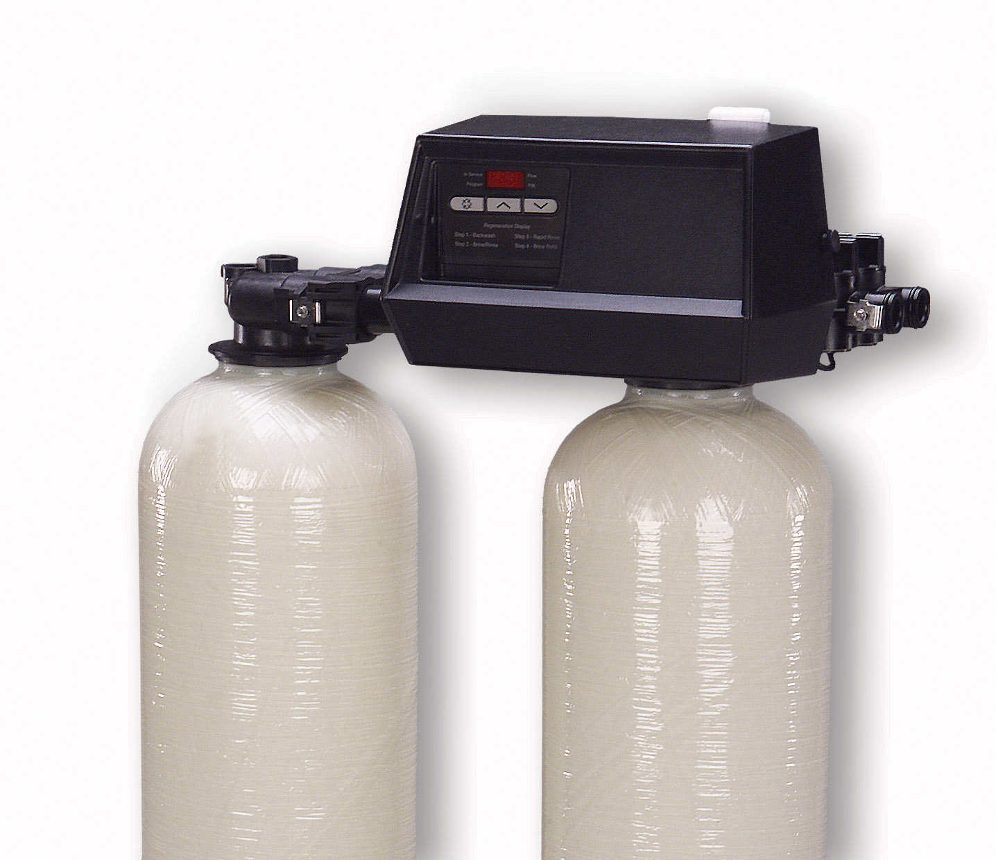 Mini-Twin Softener