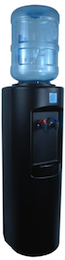 Hot and Cold Dispenser (Black)