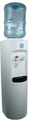 Hot and Cold Bottled Water Cooler (white)