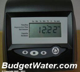 760i Digital Control Valve for Home Water Softener