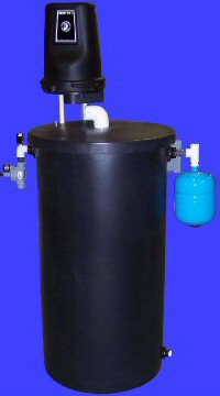 The Open-Air System provides a powerful sanitation and chlorination process.