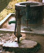 We have many types of water treatment options for private wells.