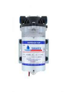 Reverse Osmosis Booster Pump