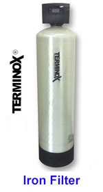 Image of Terminox Iron Water Filters for Well Water Systems