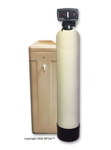 commercial water softeners timer